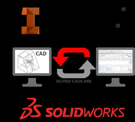 Nueva compatibilidad del conector CAD de BusinessCenter PRO con Autodesk Inventor 2018
